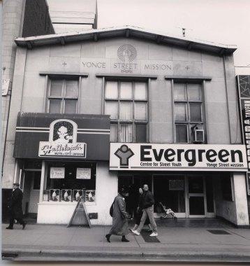 evergreen - hals