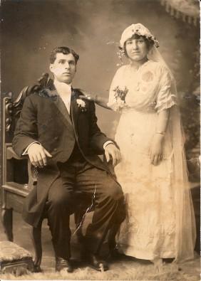 Jiddi-Sitti wedding